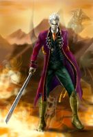 Vergil2 DMC3 by Darth-Vanya