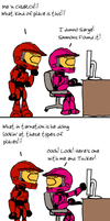 RVB Slash Adventures Pt. 2 by TheJasper