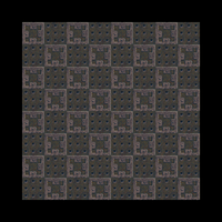 DemonCage Chess Board Doom64 Rusty Tech V3 by Kaal979