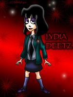 SCHOOL GIRL LYDIA by TheDocRoach