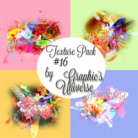 Texture Pack #16 Hummingbird by Graphic's Universe by GraphicsUniverse