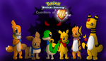 Pokemon Mystery Dungeon: Guardians of Hope by KurtisTheSnivy