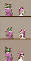 Awkward Moment by MetalPonyFan