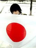 Japan with flaggy... by shosudo