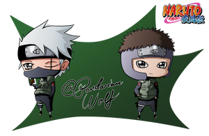 Naruto: Old Friends by PandarianWolf