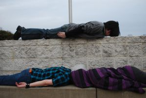 KHR - Planking by BLUEsteelProductions