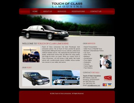 touch of class limo by surfaryan