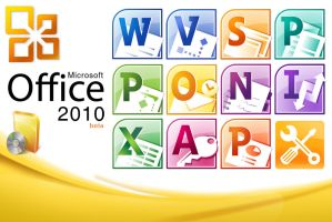 Microsoft Office 2010 IconPack by AlveR-spb