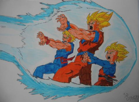 A family that Kamehameha's together stays together by TV-Yojimbo