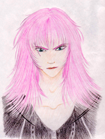 Marluxia - A Beautiful Face Hiding Ugly Intentions by BambisParanoia
