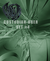 CustodianUber Set 4: Abstract by Custodian-Uber