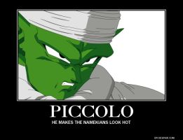 Piccolo by secret-lips-101