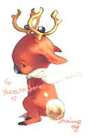 Stantler by Shuimo