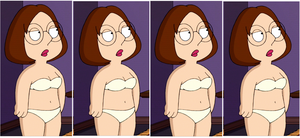 Meg Griffin Underwear by stumanbud