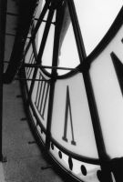 Musee D'Orsay Clock by VivaNickDrake