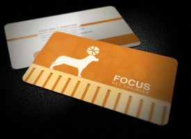 Pets Business Card by xnOrpix
