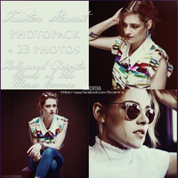 Kristen Stewart //Hollywood Reporter// Photopack by N0xentra