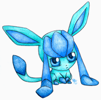 +Glaceon+ by Astral-Agonoficus