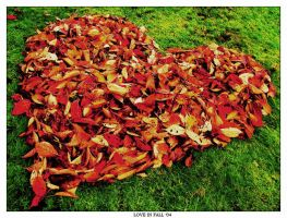 Love in Fall 2004 by leJINd