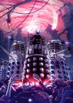 Dalek Supreme by MightyOtaking
