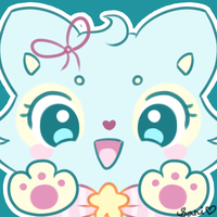 Cakie Youtube Icon by Sarilain