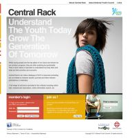 Central Rack Mock01 by armanique