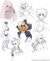 Gaga for Gaga by Barukurii