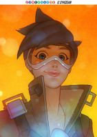 Tracer by sykosan