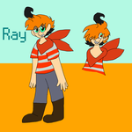 rAY REF by Mega-Icarus