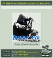 Resident Evil: Operation Raccoon City Icon by CODEONETEAM
