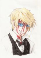 Shizuo by SolusNox