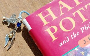 Ravenclaw Seeker Bookmark by kittykat01