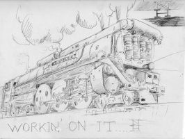 McWorkin On It....... by steamby51