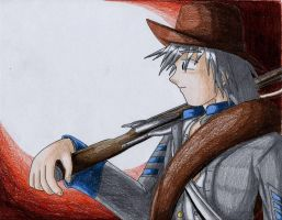 Riku: Army of the Potomac by LordCavendish