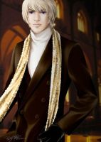 APH-Golden man by snowhaven