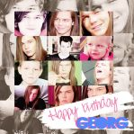 HAPPY BIRTHDAY GEORG! by FurImmerJetz