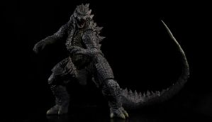Godzilla (2014) - King of The Monsters by Mikallica