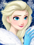 Elsa by chocolatesmoothie