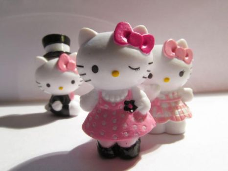 Hello Kitty gang by KoNFo