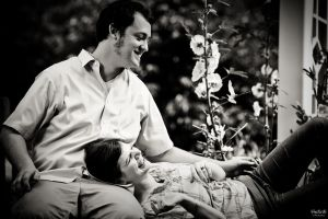 P and S Engagement 05 by juhitsome