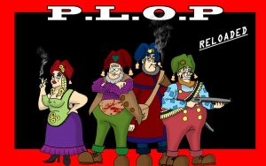 Kabouter Plop reloaded by Jwpepr