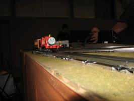 Lionel O Gauge James 2 by TaionaFan369