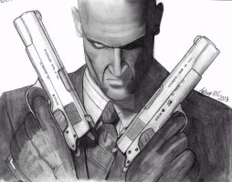 HITMAN by Wanted75