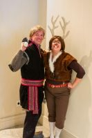 Kristoff and Sven by Nightengale37