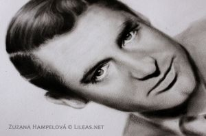 Cary Grant a little different by Lillian-Bann