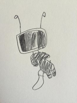 Tv head by oceanofmilk