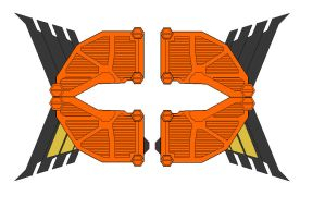 Divebomb's Wing by minibot-gears
