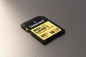 Intenso SD Card by DTM-51