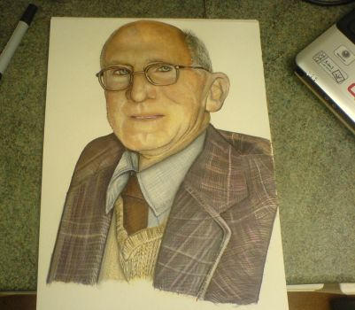finished grandad by tazjohn