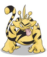 125 - Electabuzz by Fire-Mask